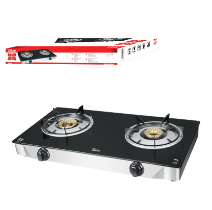 Glass Gas Stove ZLN2416